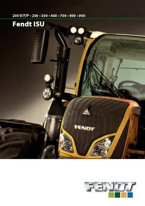 4WD Tractors Fendt 714 Vario