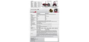 Tractors 4WD Carraro TGF 9400 S