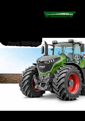 Tractors 4WD Fendt 1046 Vario PowerPlus