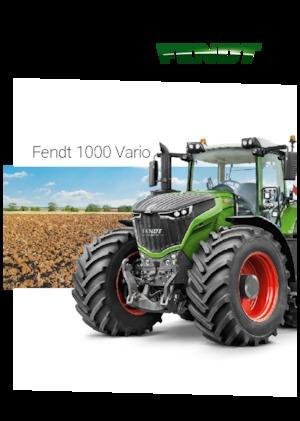 4WD Tractors Fendt 1050 Vario ProfiPlus