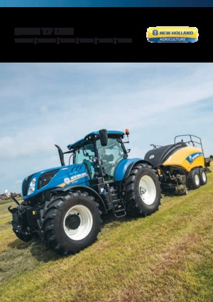 Traktörler 4wd New Holland T7.270