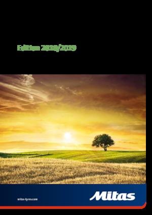 Tarım lastikleri Mitas VF 520/85 R 42 HC2000 174 B
