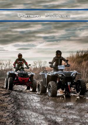 Arazi Araçları (ATV) & Dörtçekerler Polaris Sportsman touring 570