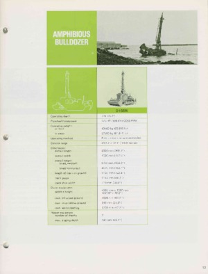 Buldozerler Komatsu D21S-5