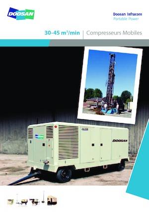 High-pressure Compressors Doosan 10/455