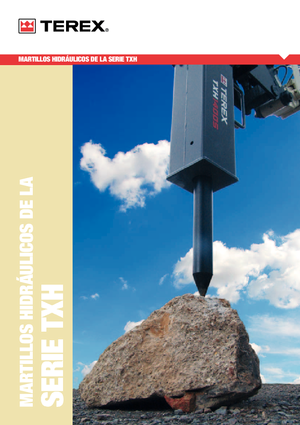 Mountable Milling Heads (hydr.) Terex WS 60 N HD