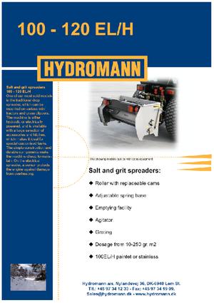 Spreader Attachments Hydromann 100 H