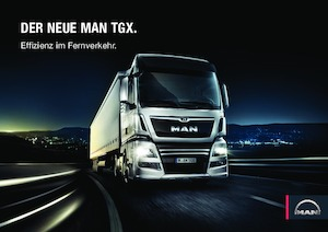 Tractor MAN TGX 18.500
