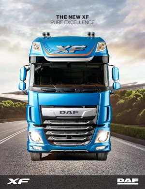Tractor units DAF XF 450 FT