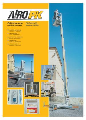 Vertical Platforms AIRO PK 10200 E