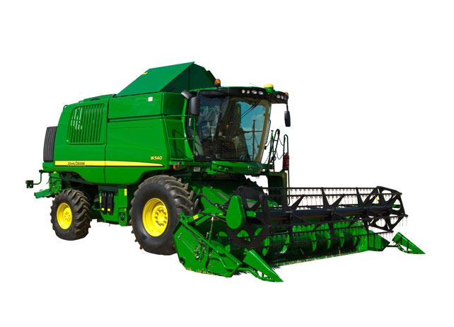John Deere W 540 Combine Harvester
