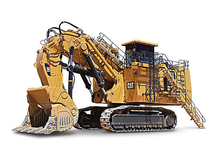 Caterpillar 6060/6060 FS - Les 10 plus grandes pelles hydrauliques au monde