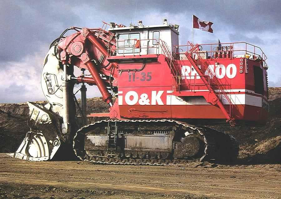 Terex O&K RH 400