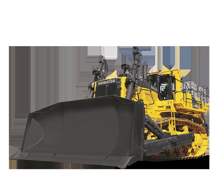 Komatsu D475A-8 - World's Top 10 biggest bulldozers