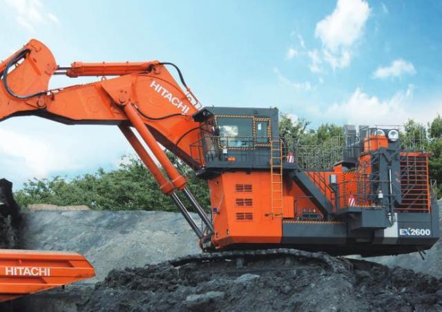 Hitachi Ex2600 6 Excavator Specs 2017 2020 Diggers Lectura Specs