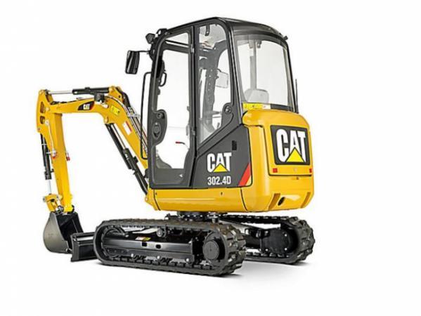 Caterpillar 302 4d Excavator Specs  2013
