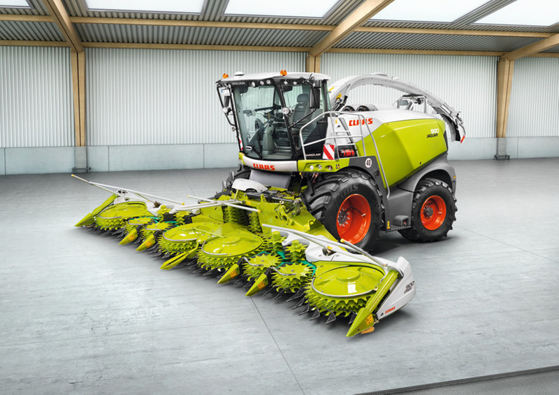 Claas Jaguar 830 Specifications & Technical Data (2002-2014
