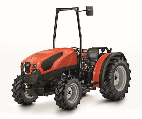 Same Tractor Models : Same frutteto classic specifications technical data
