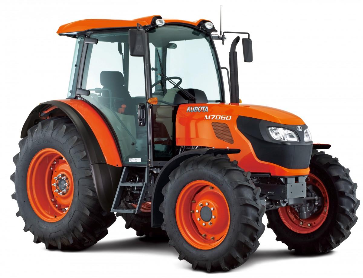 Kubota M 7060 Traktor