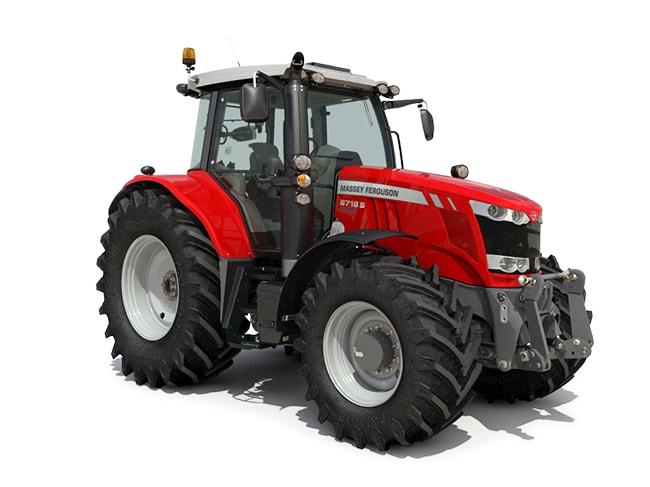 Massey Ferguson Traktoren - Industrie News