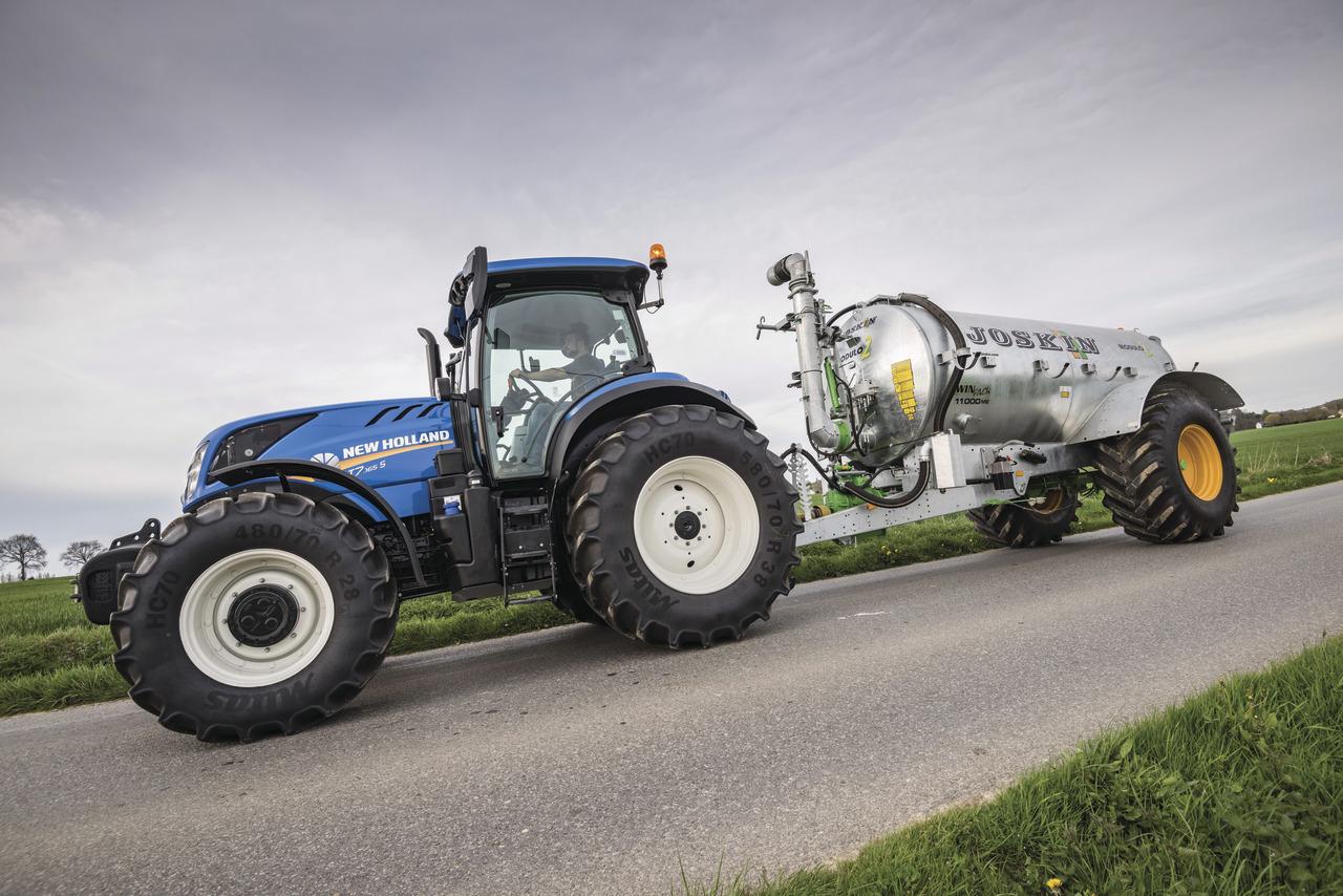 2659 New Holland t7.165 s tractores folleto de 12//2016