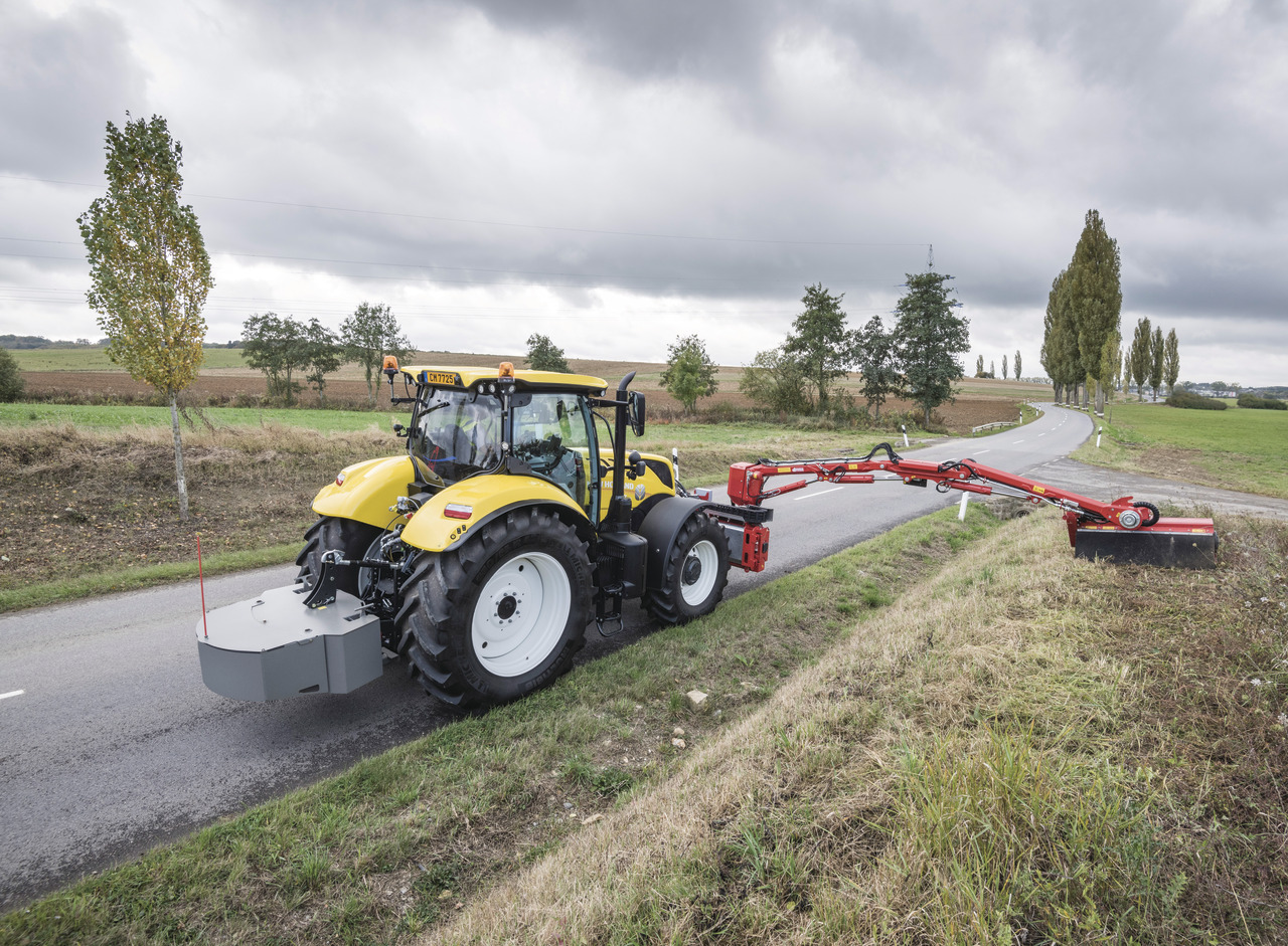 New Holland T7 190 Specifications & Technical Data (2015
