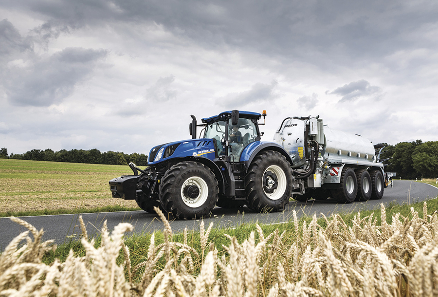 New Holland T7 275 Specifications & Technical Data (2016