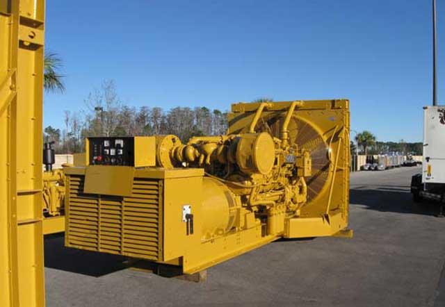 caterpillar 3512 generator manual