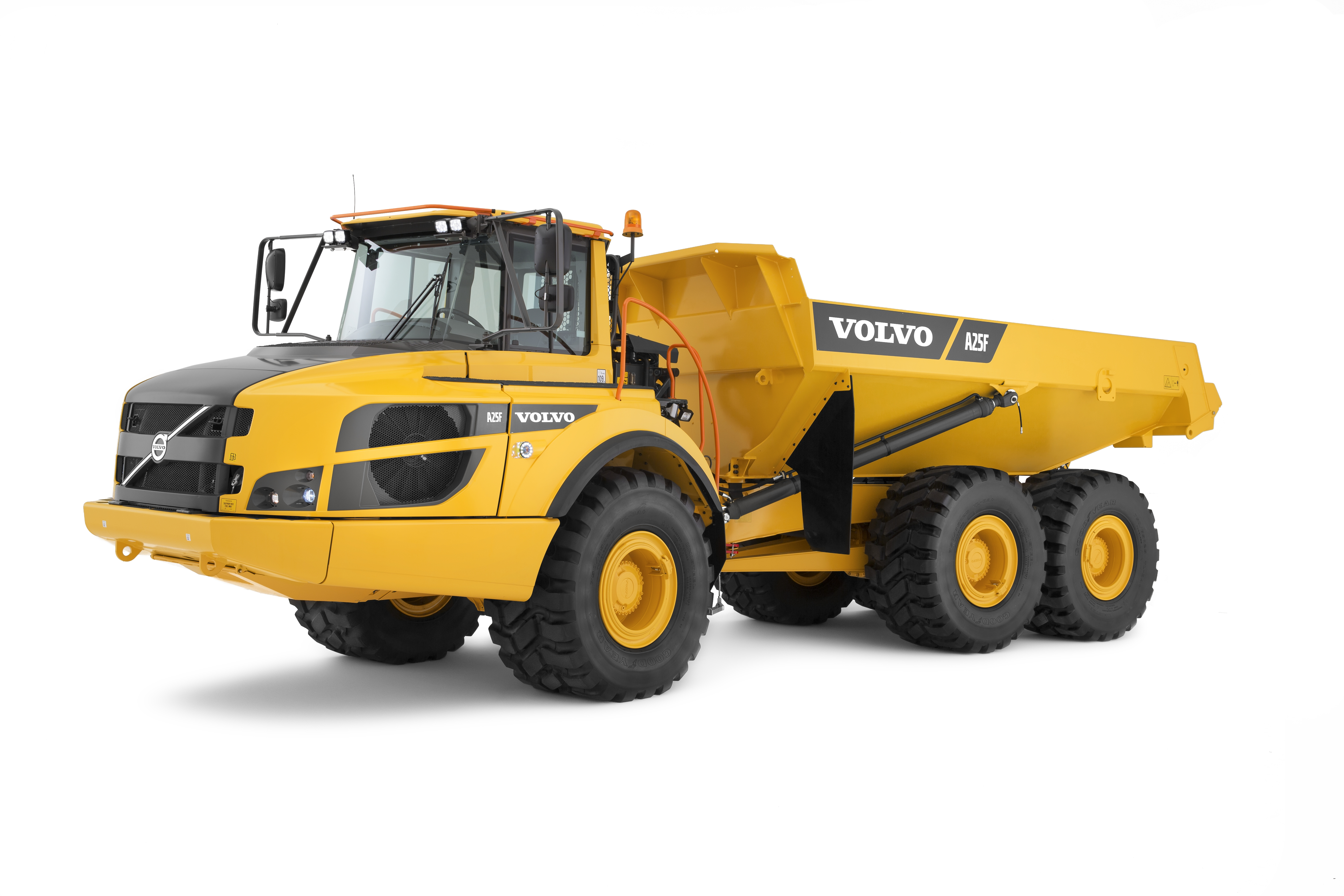Volvo A25F Specifications & Technical Data (2011-2014) | LECTURA Specs