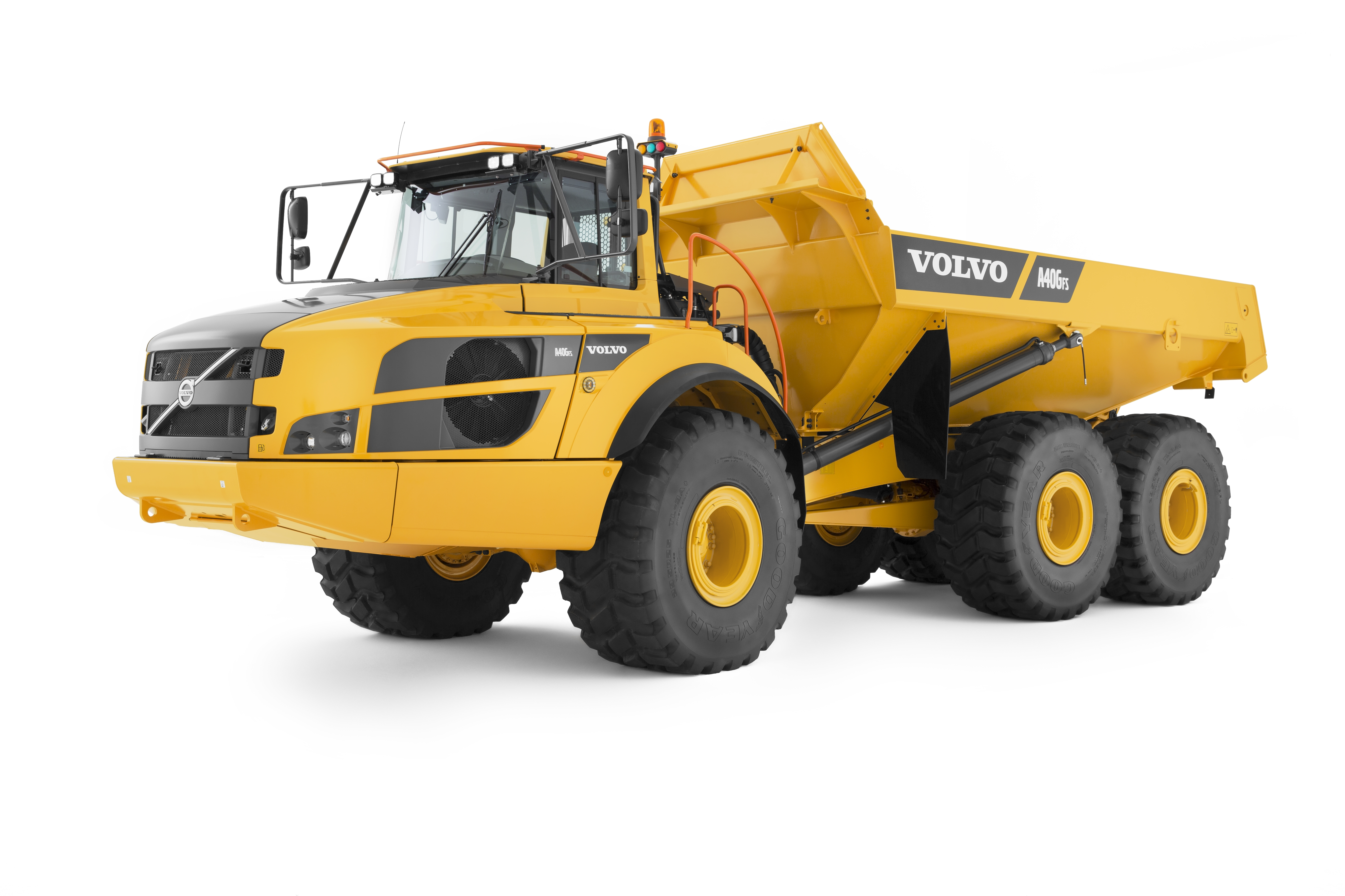 Volvo A40G FS Specifications & Technical Data (2015-2018) | LECTURA