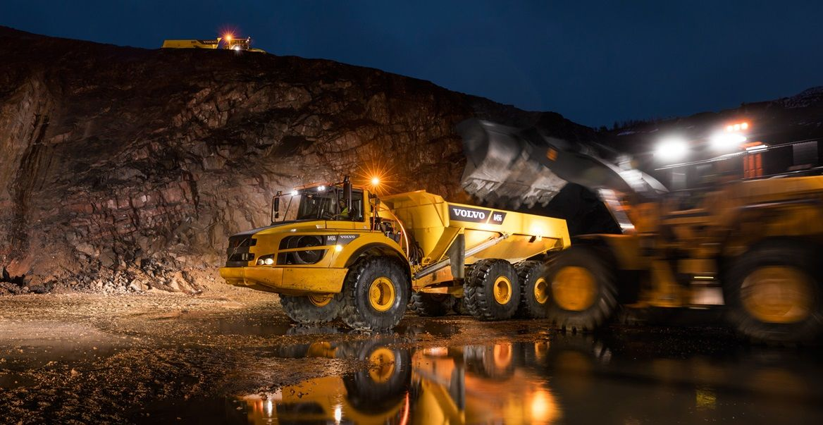 Volvo A45G Specifications & Technical Data (2015-2018) | LECTURA Specs