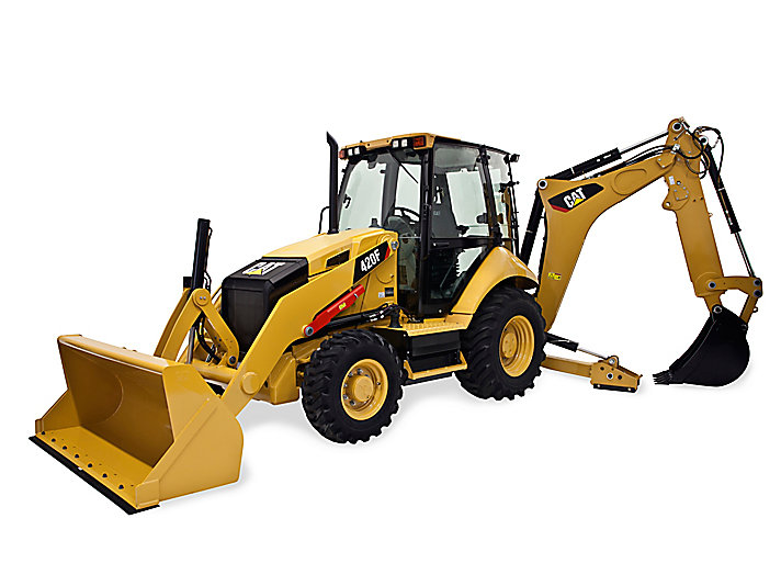 Caterpillar 420F IT Backhoe Loader