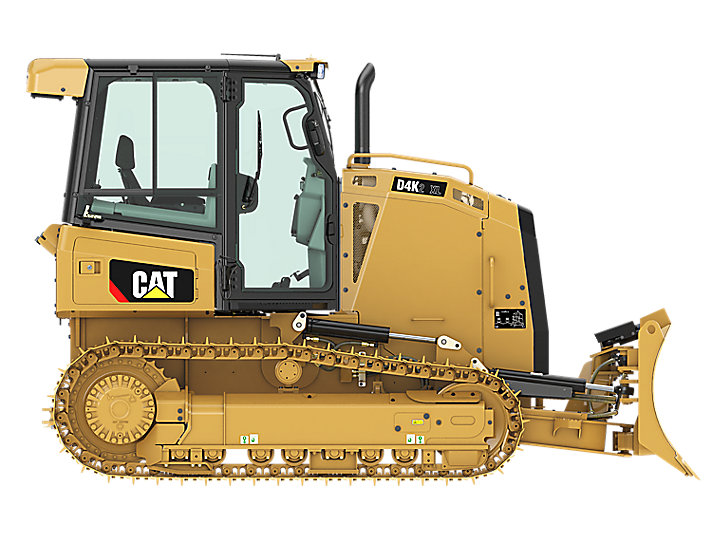 Caterpillar D4k Xl Specifications Technical Data 2007 2017