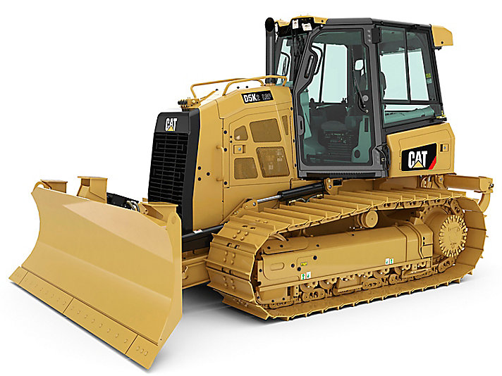 Caterpillar D5K XL Kettendozer