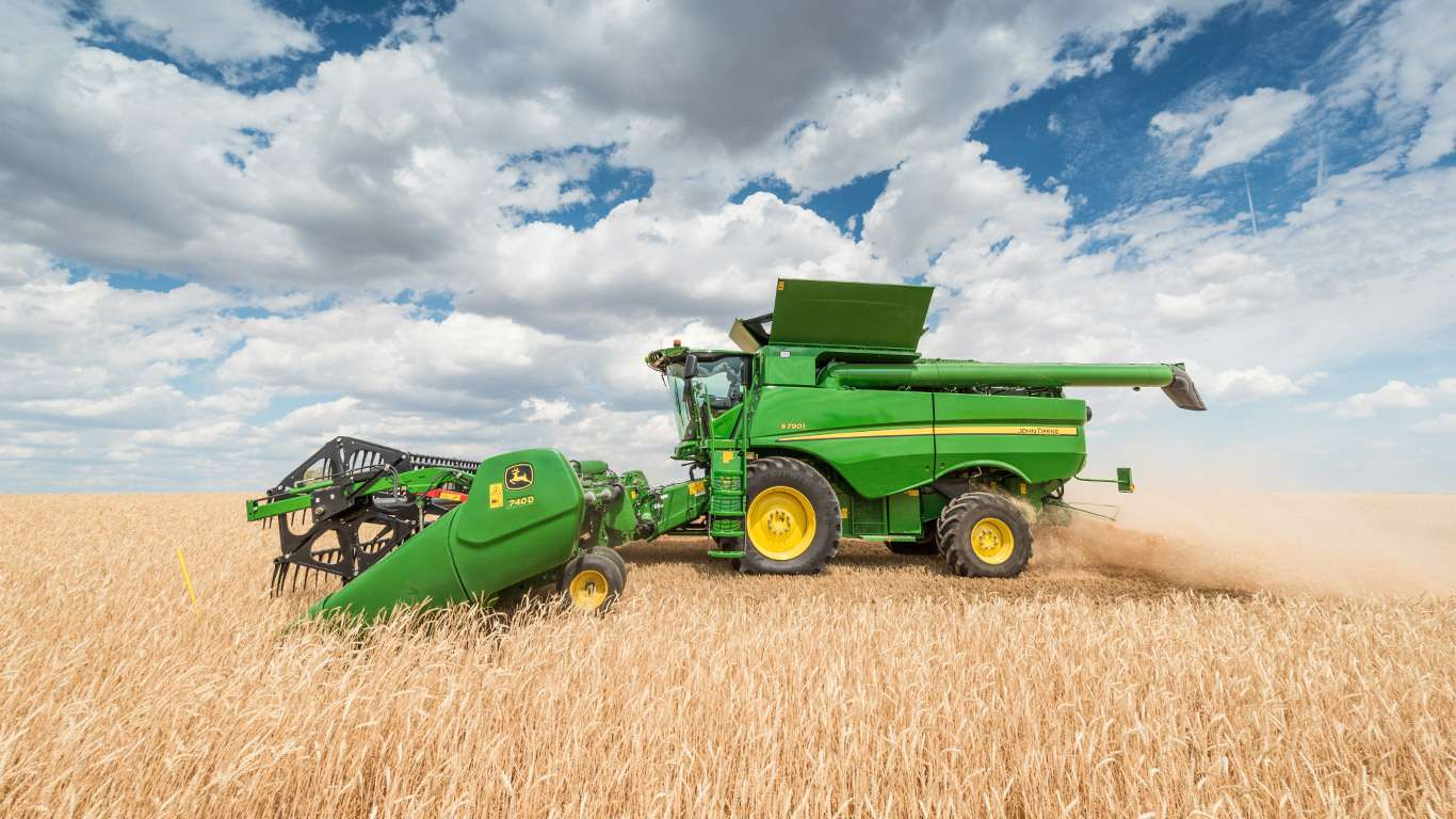 John Deere S760 Specifications & Technical Data (2018-2019