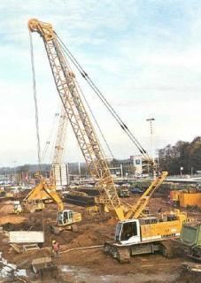 Liebherr HS 851 HD (17,5 t) Specifications & Load Chart