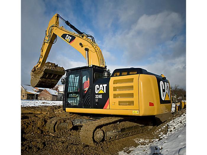 2018 Cat 325 Excavator Related Keywords & Suggestions - 2018 Cat 325