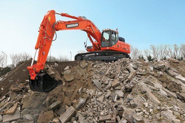 Doosan Dx420nlc 3 Excavator Specs 2013 2017 Diggers Lectura Specs