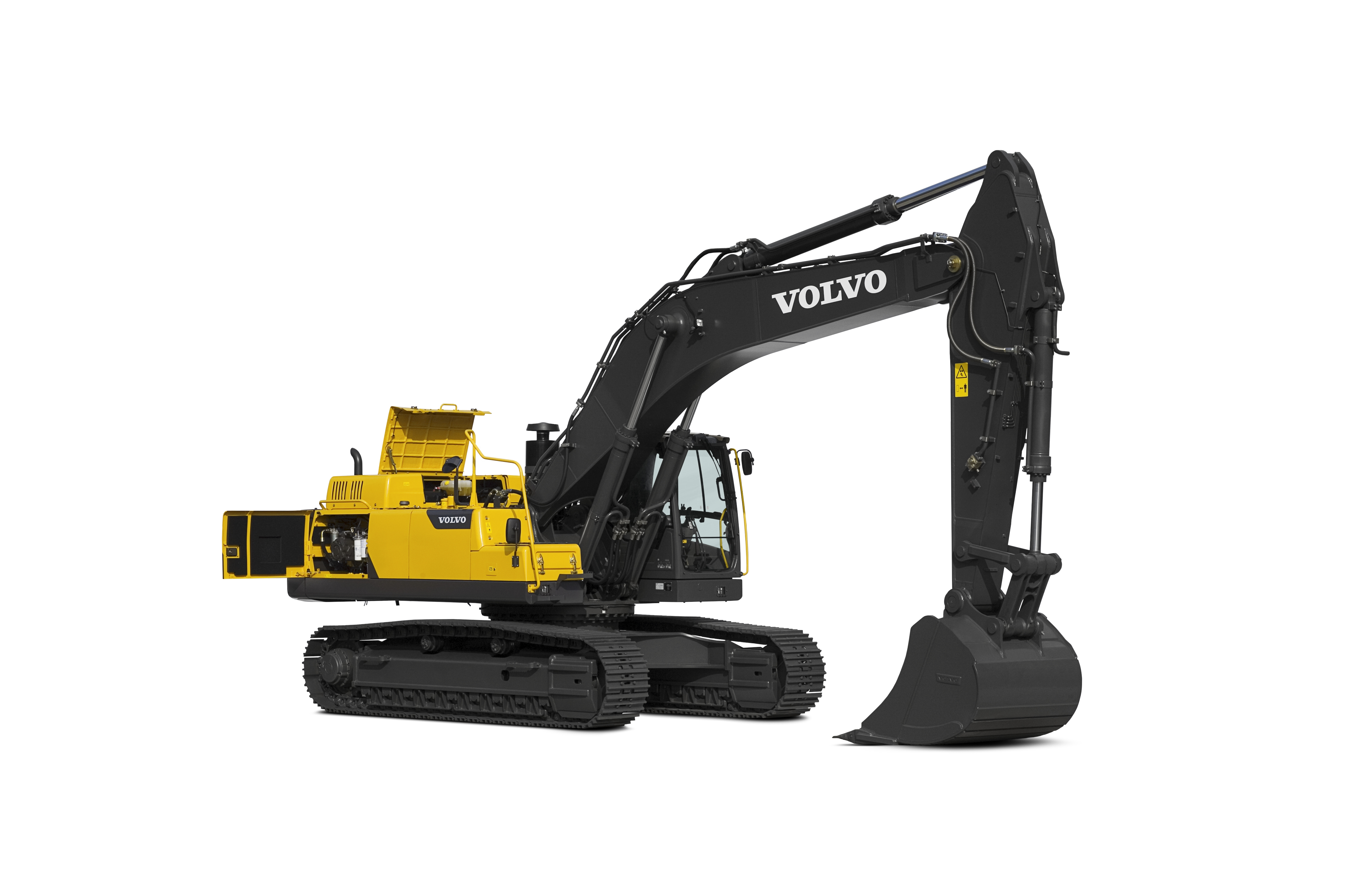 Volvo EC380DL Specifications & Technical Data (2011-2015) | LECTURA Specs