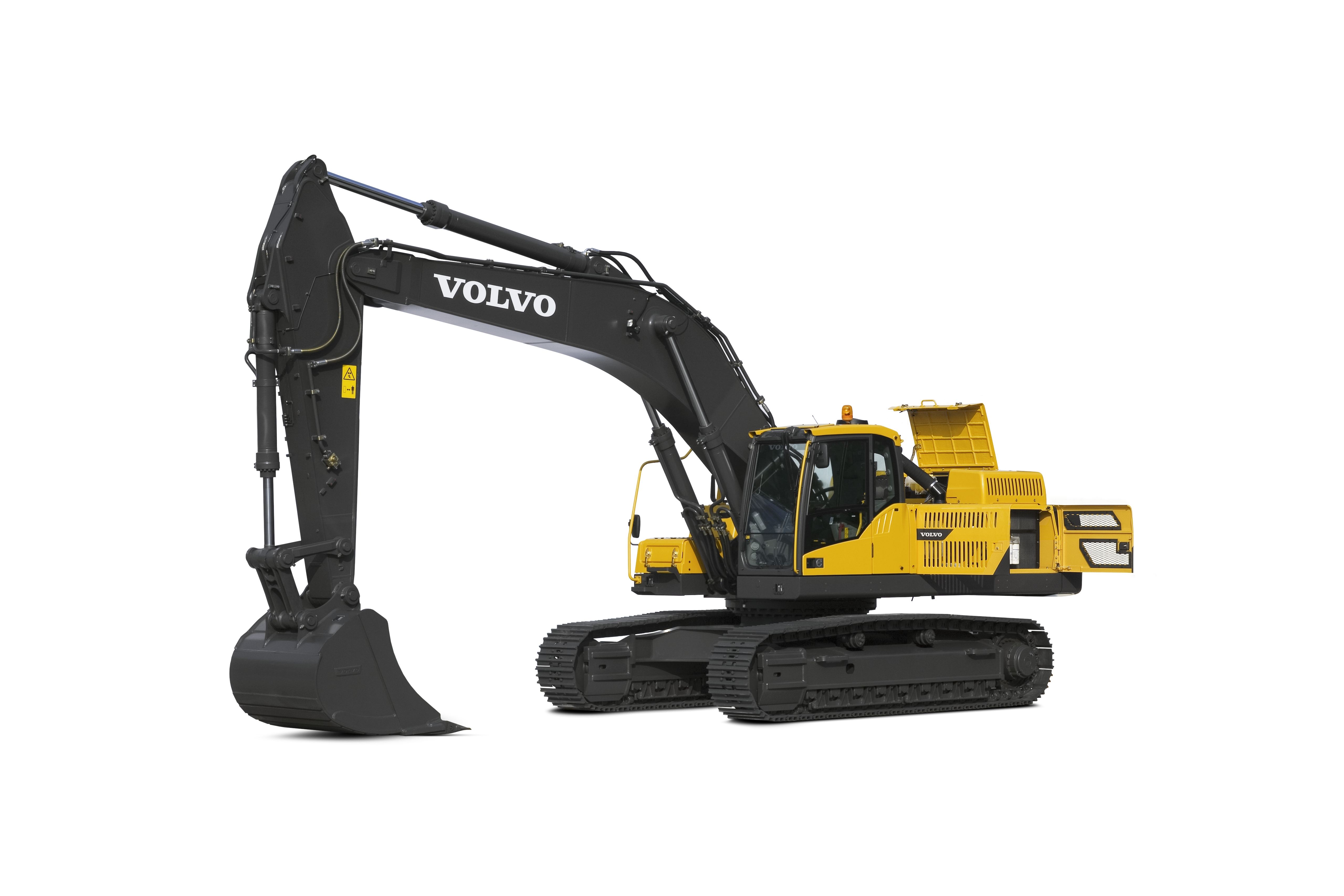 Volvo EC480DL Specifications & Technical Data (2011-2015 ...