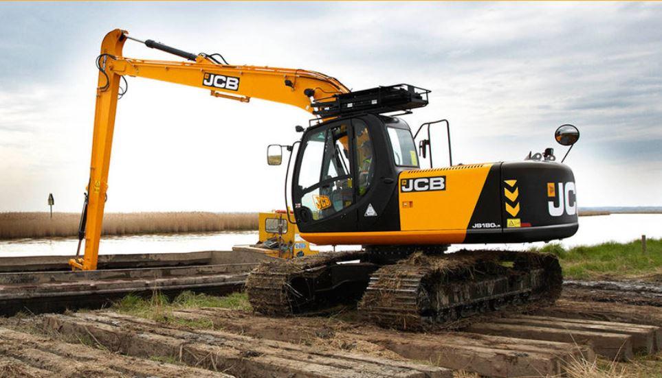 Jcb Js180lc Excavator Specs 2017 2020 Diggers Lectura Specs