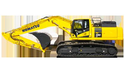 how to start 5t komatsu escavator