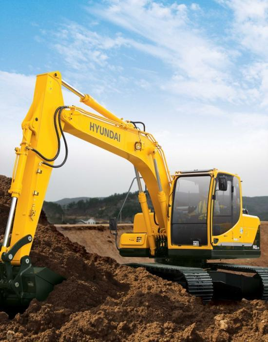 Hyundai R 140 LC-9 A Specifications & Technical Data (2014