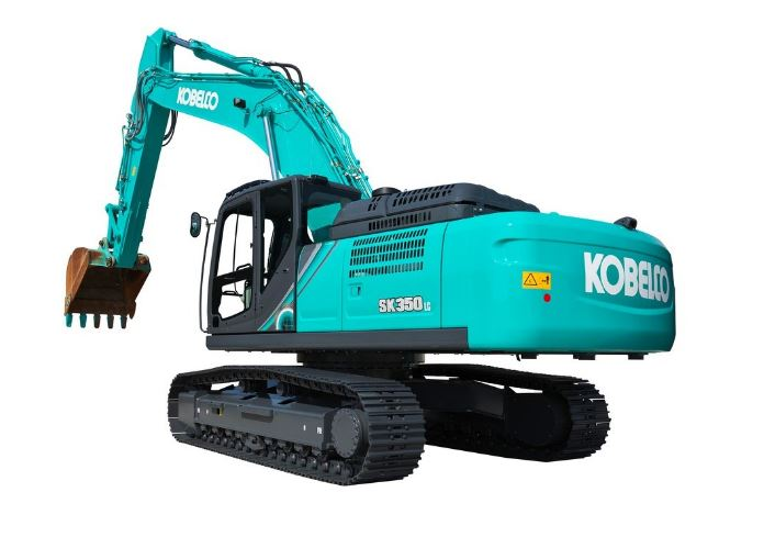 Kobelco SK 350 LC 10 Specifications & Technical Data (2016