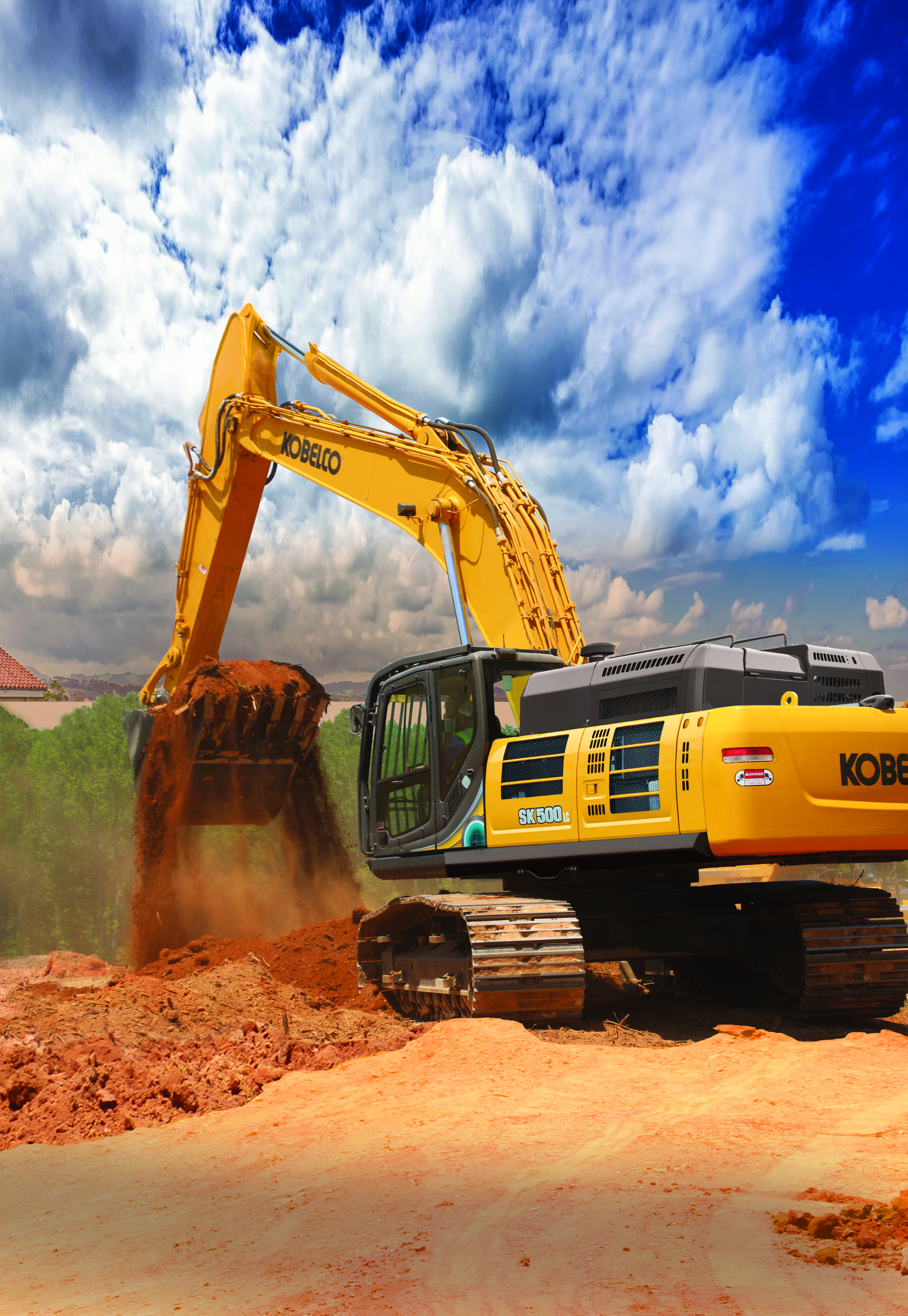 Kobelco SK 500 LC 10 Specifications & Technical Data (2016