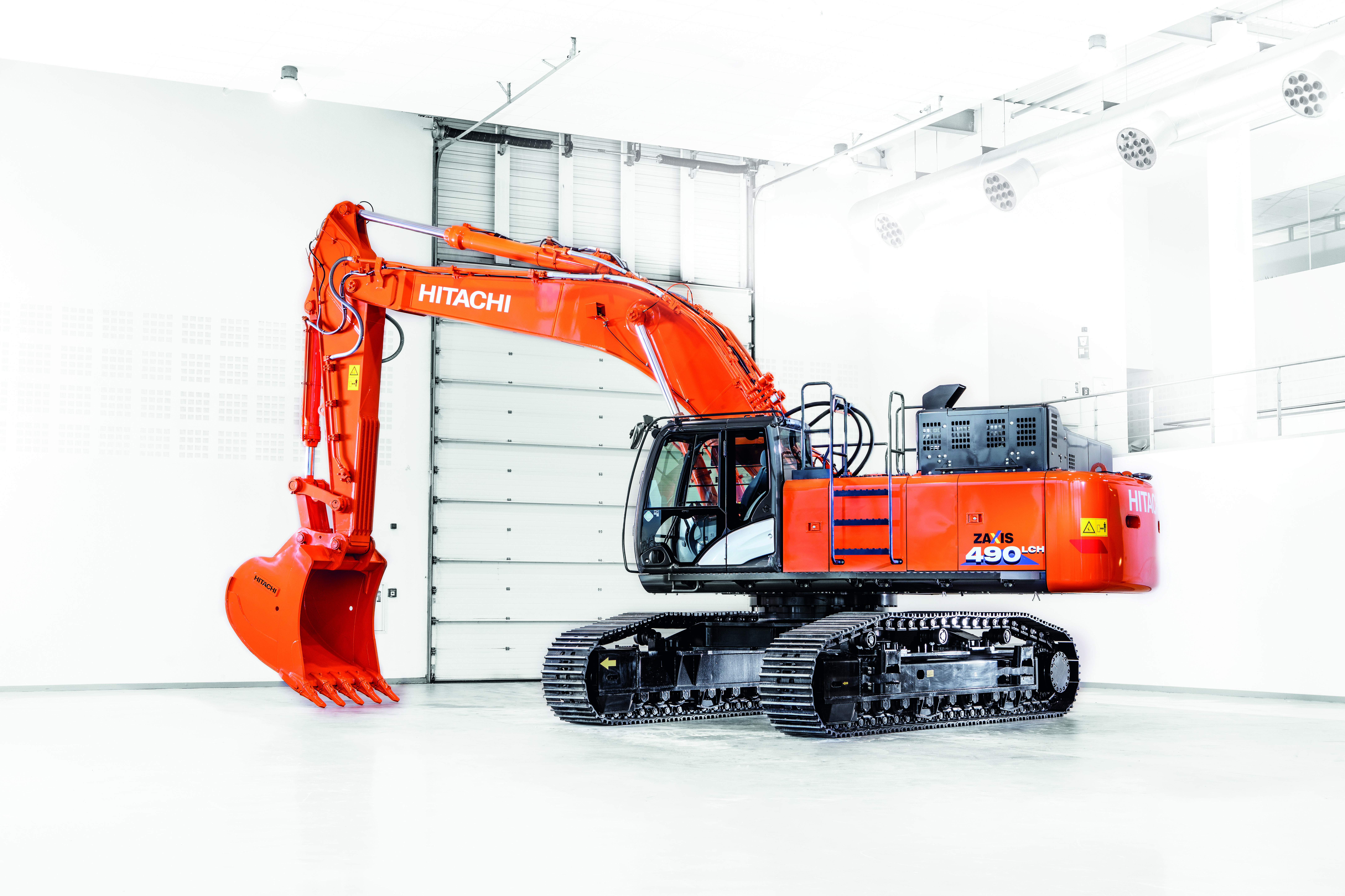 Hitachi ZX490LCH-6 Specifications & Technical Data (2016-2019