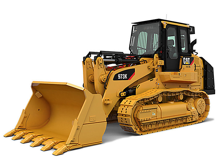 Caterpillar 973K Laderaupe