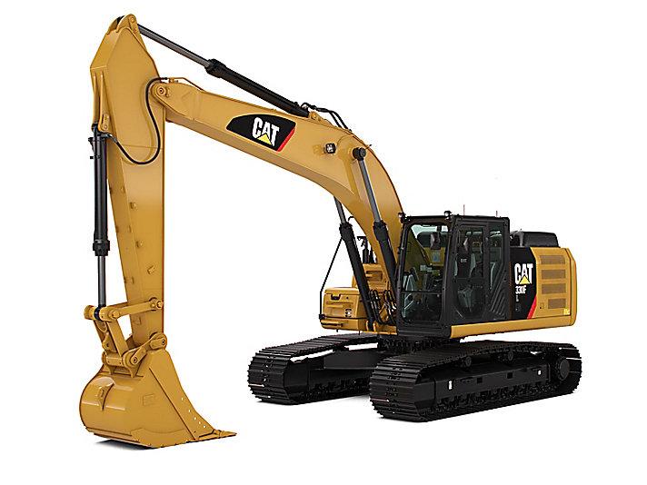 Caterpillar 330F L Crawler Excavator
