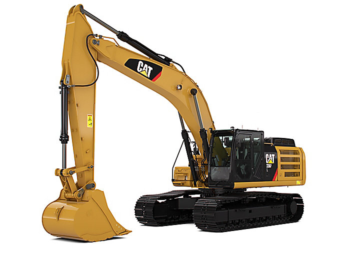 Caterpillar 336F L Specifications & Technical Data (2015