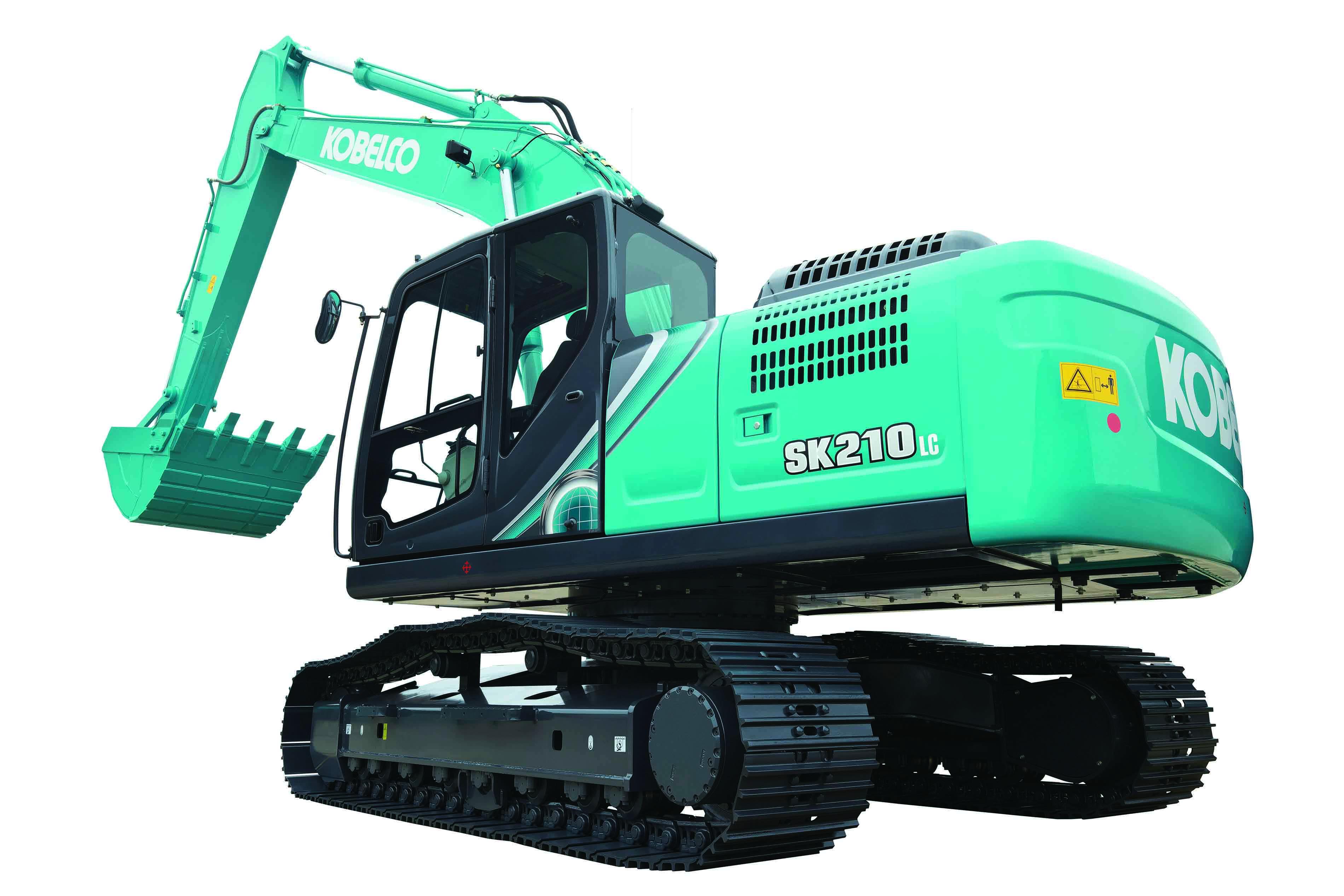 Kobelco Sk 210 Lc 10 Excavator Specs 2015 2019 Diggers Lectura Specs